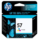 Genuine HP 57 Tri-Color Ink Cartridge