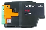 GENUINE NEW Brother LC71 Magenta Ink Cartridge No Packaging