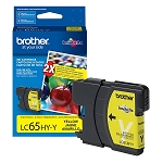 Genuine Brother LC-65M High Yield Yellow Ink Cartidge