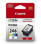 Genuine Canon CL-246XL (8280B001) High Yield Color Ink Cartridge