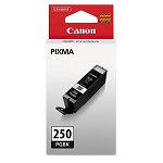 Genuine Canon PGI-250 (6497B001) Pigment Black Ink Tank