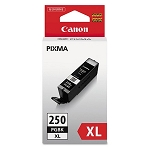 Genuine Canon PGI-250XL (6432B001) High Yield Pigment Black Ink Tank