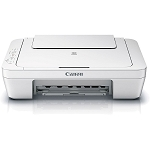 Canon Pixma MG2522 All-In-One Color Printer, Scanner, Copier - Ink Included
