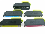 Genuine Epson 273 Unlocked Initial Ink Cartridge (Bk/PBk/C/M/Y) 5-Pack