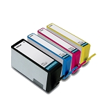 Compatible HP 564XL BK/C/M/Y Ink Cartridge - 4 Pack