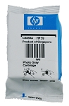 GENUINE NEW HP 59 (C9359AN) Gray Ink Cartridge Foil Packaging