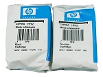 GENUINE NEW HP 62 (C2P04AN/C2P06AN) Ink Cartridge Foil Packaging 2-Pack