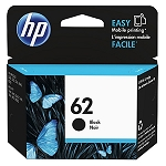 Genuine HP 62 (C2P04AN) Black Ink Cartridge