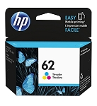 Genuine HP 62 (C2P06AN) Color Ink Cartridge