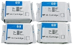 GENUINE NEW HP 88XL (C9396AN/C9391AN/C9392AN/C9393AN) Ink Cartridge Foil Packaging 4-Pack