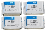 GENUINE NEW HP 940 (C4902AN/C4903AN/C4904AN/C4905AN) Ink Cartridge Foil Packaging 4-Pack