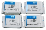 GENUINE NEW HP 940XL (C4906AN/C4907AN/C4908AN/C4909AN) Ink Cartridge Foil Packaging 4-Pack