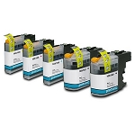Compatible Brother LC-103 Ink Cartridge - 5PK