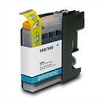 Compatible Brother LC-103 Cyan High Yield Ink Cartridge