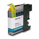 Compatible Brother LC-103 Magenta High Yield Ink Cartridge