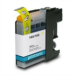 Compatible Brother LC-103 Yellow High Yield Ink Cartridge