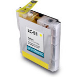 Compatible Brother LC-51Y Yellow Ink Cartridge
