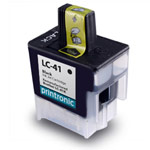 Compatible Brother LC-41Bk Black Ink Cartridge