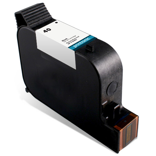Compatible Hp 40 51640a Black Ink Cartridge