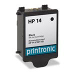 Compatible HP 14 (C5011D) Black Ink Cartridge