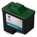 Compatible Lexmark #16 (10N0016) Black Ink Cartridge