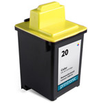 Compatible Lexmark #20 (15M0120) Color Ink Cartridge