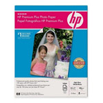 HP Premium Plus Photo Paper 25 SHEET 8.5X11IN PREMIUM PLUS HIGH GLOSS PHOTO PAPER FOR INKJETS