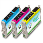Compatible Epson* 60 (T060520) Color Ink Cartridge Multipack