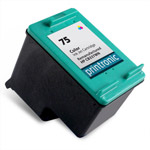 Compatible HP 75 (CB337WN) Color Ink Cartridge