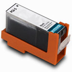 Compatible Canon PGI-5Bk (0628B002) Black Ink Cartridge w/ Chip