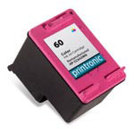 Compatible HP 60 (CC643WN) Color Ink Cartridge