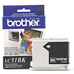 Genuine Brother LC-51 Bk Black Ink Cartridge