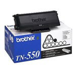 Genuine Brother TN-550 Standard Yield Black Toner Cartridge