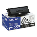 Genuine Brother TN-580 High Yield Black Toner Cartridge