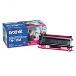 Genuine Brother TN-115M High Yield Magenta Toner Cartridge