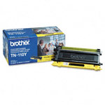 Genuine Brother TN-110Y Standard Yield Yellow Toner Cartridge