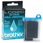 Genuine Brother LC-02C Cyan Ink Cartridge