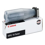 Genuine Canon NPG-14 - 1385A002AA Black Toner Cartridge