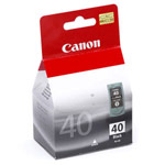 Genuine Canon PG-40 - 0615B002 Black Ink Cartridge