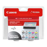 Genuine Canon PGI-9 - 1033B005 10 Color Ink Cartridge Multipack