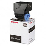 Genuine Canon GPR-23 - 0452B003AA Black Toner Cartridge