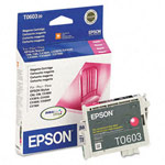 Genuine Epson 60 (T060320) Magenta Ink Cartridge
