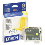 Genuine Epson 60 (T060420) Yellow Ink Cartridge