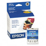 Genuine Epson T027201 Color Ink Cartridge