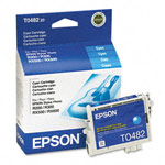 Genuine Epson 48 (T048220) Cyan Ink Cartridge