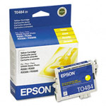 Genuine Epson 48 (T048420) Yellow Ink Cartridge