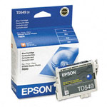 Genuine Epson T054920 Blue Ink Cartridge