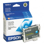 Genuine Epson T054220 Cyan Ink Cartridge