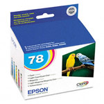 Genuine Epson T078920 Claria Hi-Definition Color Ink Cartridge Multipack