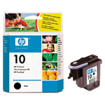 Genuine Hewlett Packard (C4800A) HP 10 Black Ink Printhead